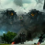 The evil bounty hunters in Transformers: Age of Extinction