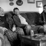 Devin Ratray, Tim Driscoll and Will Forte in Nebraska