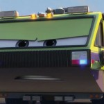 The modern rescue vehicle that's pretty cool in Planes: Fire & Rescue