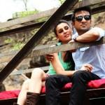 Anindita Nayar and Virr Das in Amit Sahni Ki List