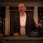 Bill Murray in The Grand Budapest Hotel