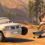 Cad and Dusty in Planes: Fire & Rescue