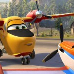 Dipper and Dusty in Planes: Fire & Rescue