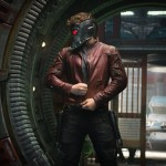 Peter Quill or Star Lord in Guardians of the Galaxy