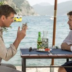 Pierce Brosnan and Luke Bracey in The November Man