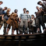 'Who's in the elevator this time' in The Maze Runner