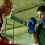 In training in Mary Kom