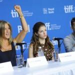 Jennifer Aniston, Anna Kendrick, Sam Worthington