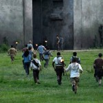 Running in The Maze Runner