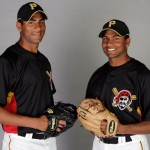 The real Rinku and Dinesh who actually won the Million Dollar Arm contest