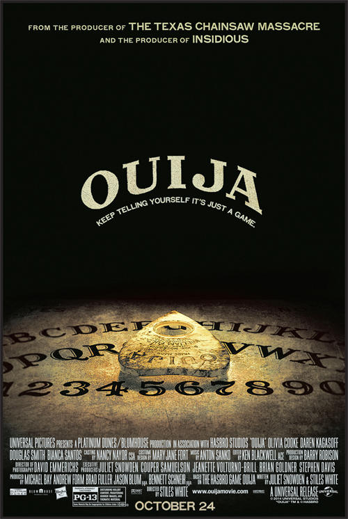 Ouija – A simple scary film that does its job - Minority Review