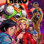 The comic book Big Hero 6 is based on from Marvel Comics