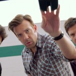 Charlie Day, Jason Sudeikis and Jason Bateman in Horrible Bosses 2
