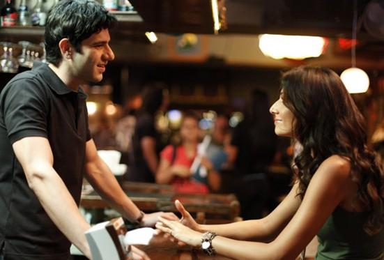 Arjun Mathur and Monica Dogra in Fireflies