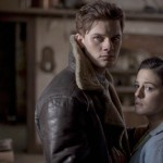 Jeremy Irvine and Phoebe Fox in The Woman in Black: Angel of Death
