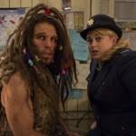 Laa (Ben Stiller) and Rebel Wilson in Night At The Museum: Secret of the Tomb