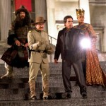 The gang invade London in Night At The Museum: Secret of the Tomb