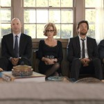 Tina Fey, Corey Stoll, Jane Fonda, Jason Bateman and Adam Driver in This Is Where I Leave You
