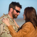 Bradley Cooper and Sienna Miller in American Sniper
