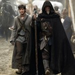 Ben Barnes and Jeff Bridges in Seventh Son