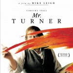 Mr Turner movie poster
