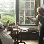 Timothy Spall and Marion Bailey in Mr Turner
