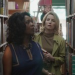 Alfre Woodard and Annabelle Wallis in Annabelle