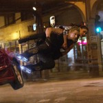 Channing Tatum and Mila Kunis in Jupiter Ascending