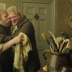 Timothy Spall and Paul Jesson in Mr Turner