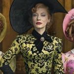 Sophie McShera, Cate Blanchett and Holliday Grainger in Cinderella