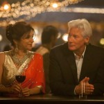 Lillete Dubey and Richard Gere in The Second Best Exotic Marigold Hotel