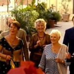 The ageing buddies in The Second Best Exotic Marigold Hotel