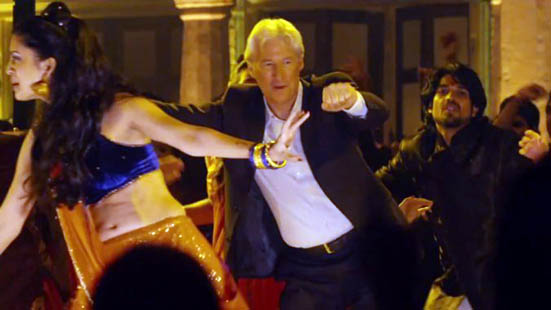 Richard Gere shakes a leg and more in The Second Best Exotic Marigold Hotel