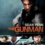 The Gunman movie poster