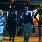 Gang of thieves set out on their mission in Chappie