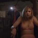 Maika Monroe and Jake Weary in It Follows