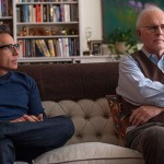 Ben Stiller and Charles Grodin in While We're Young