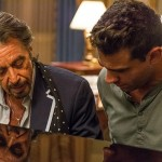 Al Pacino and Bobby Cannavale in Danny Collins