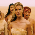 Rosie Huntington-Whiteley and the other wives in Mad Max: Fury Road