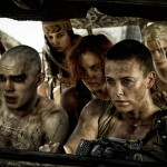 The motley band of escapees in Mad Max: Fury Road