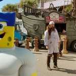 Antonio Banderas in The SpongeBob Movie: Sponge Out Of Water