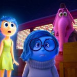 Joy, Sadness and Bing Bong in Inside Out