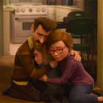 The family in Inside Out