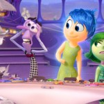 Emotions at the control panel in Inside Out