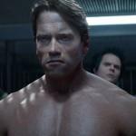 CGI Arnold in Terminator: Genisys