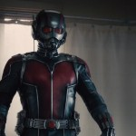 The suit in Ant-Man