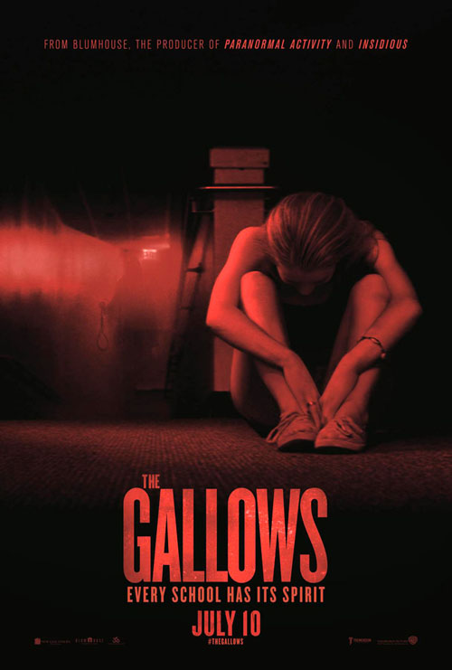 The Gallows – I hate Blumhouse Productions - Minority Review