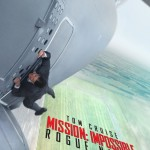 Poster for Mission Impossible: Rogue Nation