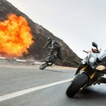 Chase sequence Mission Impossible: Rogue Nation
