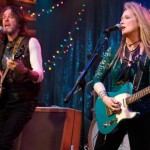 Rick Springfield and Meryl Streep in Ricki and the Flash